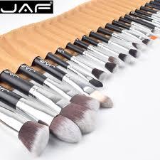aliexpress com buy jaf 24 pcs premiuim makeup brush set high