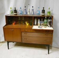 Retro Bar Cabinet Retro Cocktail Cabinet Ebay
