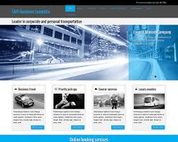 taxi wordpress theme mobile theme