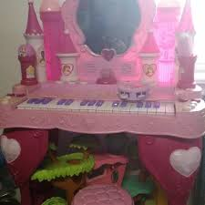 Disney Princess Keyboard Vanity Find More Disney Princess Musical Vanity Piano For Sale At Up To