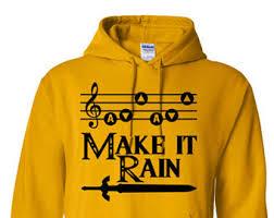 zelda hoodie etsy