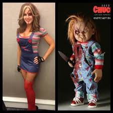 Collection Plus Size Bride Of Chucky Halloween Costume Pictures