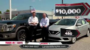 nissan titan fog lights take up to 10 000 off msrp on a new 2017 nissan titan youtube