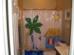 Surfer Shower Curtain Two Shower Curtains U2013 Ugly House Photos