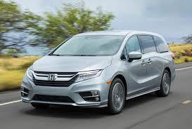 honda odyssey 2018 honda odyssey minivans are still the best family car does