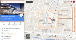 ไปห างไม ม หลง จะหาร านไหนก ค นง ายด วย indoor map จาก google map
