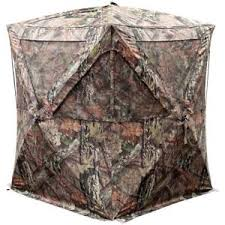 Bow Hunting Box Blinds Primos Mossy Oak Break Up Country Club Xl Bow And Rifle Hunting
