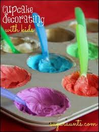 Cupcake Decorating Party Little Big Company The Blog Cake Decorating Birthday Party By