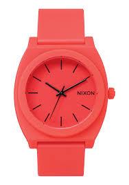 Orange Accessories Time Teller P Men U0027s Watches Nixon Watches And Premium Accessories