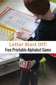 printable alphabet recognition games letter blast off free printable alphabet game