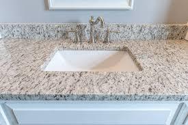 bathroom countertop ideas granite bathroom countertops with sink silo tree farm