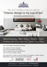 How To Be A Interior Designer Interior Design Is My Cup Of Tea In Dubai Nda Blog