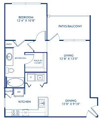 Bathroom And Walk In Closet Floor Plans 1 2 U0026 3 Bedroom Apartments In Frisco Tx Camden Panther Creek