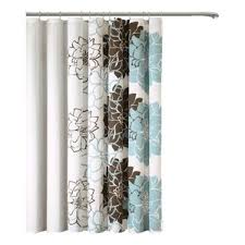 brown shower curtains you u0027ll love wayfair