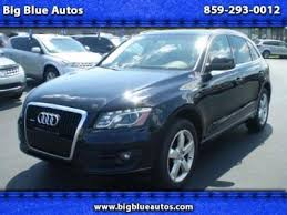 2010 audi q5 3 2 premium audi q5 5 door in kentucky for sale used cars on buysellsearch