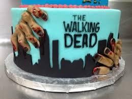 walking dead cake ideas the walking dead wallflourcakes