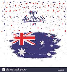Ballarat Flag Australia Day Flag Stockfotos U0026 Australia Day Flag Bilder Alamy