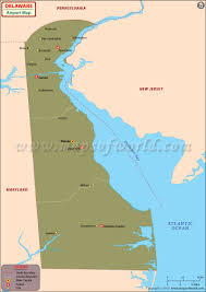Map Of Delaware Ohio by Airports In Delaware Delaware Airports Map