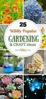 Diy Garden Crafts - the best of garden therapy 25 wildly popular garden u0026 craft