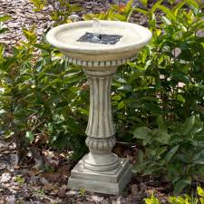 solar bird bath cosmopolitan solar lowes bird bath bubbler