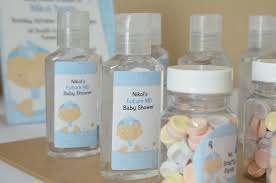 little doctor nurse on the way baby shower theme candles and