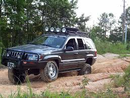 jeep wj roof lights need everyones input wj roof rack jeepforum com