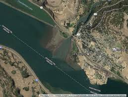 Hood River Oregon Map by Kite Gorge Comekitewithus Kiteboarding Lessons In El