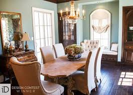 Dining Room Curtains Dining Room Window Treatments Budget Blinds - Dining room windows