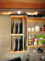 Kitchen Cabinet Door Storage Kitchen Cabinet Drying Rack A Better Way To Dishes Cabinet