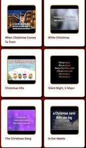christmas karaoke android apps on google play