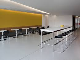 Bar Height Conference Table Prismatique U2039 Contract Connection