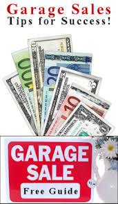 garage sale tips for success u2013 how to guide tipnut com