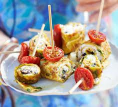 party food recipes bbc good food