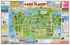 florida towns map maps usa
