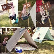 Camping In Backyard Ideas Cute Idea Outdoor Movie Birthday Adorable 8 Year Old