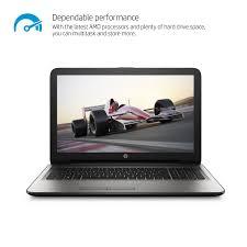 hhgregg laptop black friday amazon com hp 15 ba010nr 15 6 inch notebook amd e2 4gb ram 500
