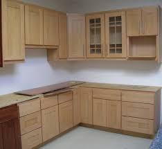 Kitchen Cabinets Unfinished Oak Unfinished Oak Cabinets I Like The Combination Of Soapstone