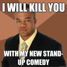 Black Comedian Meme - successful black man memes quickmeme