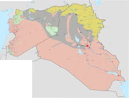 Syria Conflict Map Map Iraq Syria Islamic State And The Crisis In Iraq And Syria In