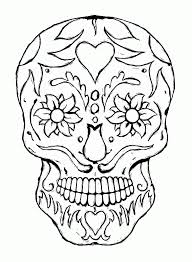 Free Halloween Coloring Page by Halloween Coloring Pages Free Printable Scary Within Eson Me
