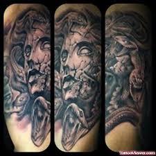grey ink 3d ancient greek tattoo tattoo viewer com