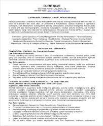 security guard resume exle security guard resume 5 free sle exle format free