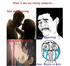 Couple Meme - when i see a couple kissing real meme by mollymolata on deviantart