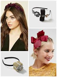 christmas hair accessories christmas hair accessories you need to get asap alldaychic