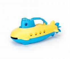 Bathtub Submarine Toy Green Toys Submarine Made Safe In The Usa