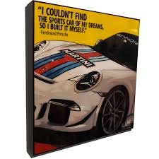 porsche poster porsche inspired mounted plaque poster limited edition