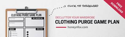 Cleaning Out Your Wardrobe Clothes You Should Throw Out And Put In A Box To The Left Honey