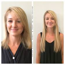 hairstyle on newburry street 7 best hair extensions before and afters images on pinterest