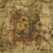 thanksgiving scrapbook papers br 9 choices