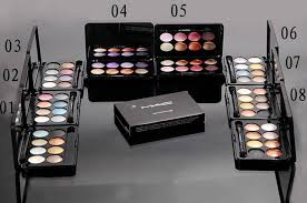wedding makeup kits mac airbrush make up mac 8 color eyeshadow brush 10 mac
